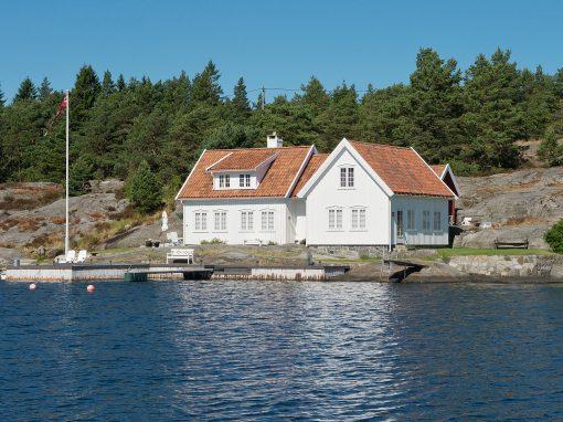 Tilbygg/ombygging hytte