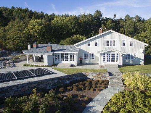 Rehabilitering/ombygging hytte